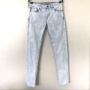 American Eagle Flex Distressed Skinny Jean 32 x 34